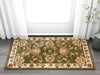 Abbasi Green Traditional Rug
