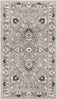 Abbasi Grey Traditional Rug