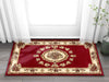 Le Petit Palais Red Traditional Rug