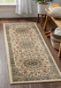 Aviva Ivory Traditional Rug
