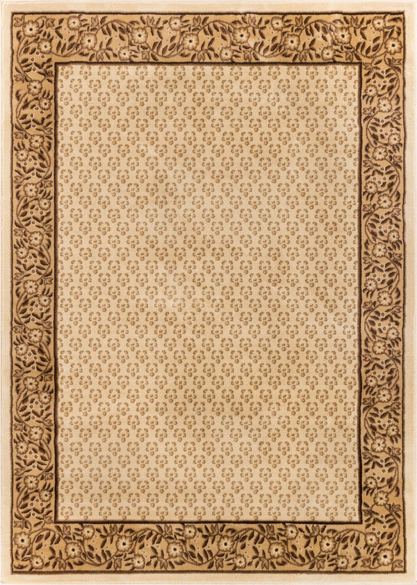 Terrazzo Ivory Transitional Rug