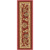 Tabriz Traditional Red Non Slip 9