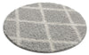 Cole Light Grey Modern Rug