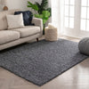 Piper Dark Grey Modern Rug