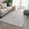 Piper Soft Grey Modern Rug