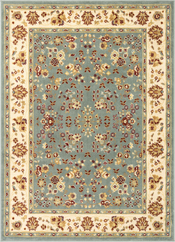 Bijar Classic Blue Traditional Rug