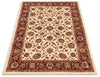 Lea Ivory Traditional Rug