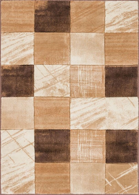 Taylor Brown Modern Geometric Rug