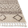Lyle Natural Tribal Moroccan Trellis Shag Rug