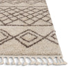 Radley Natural Tribal Moroccan Shag Rug
