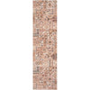 Elizabeth Global Vintage Patchwork Pattern Blush Pink Rug By Cotton Stem