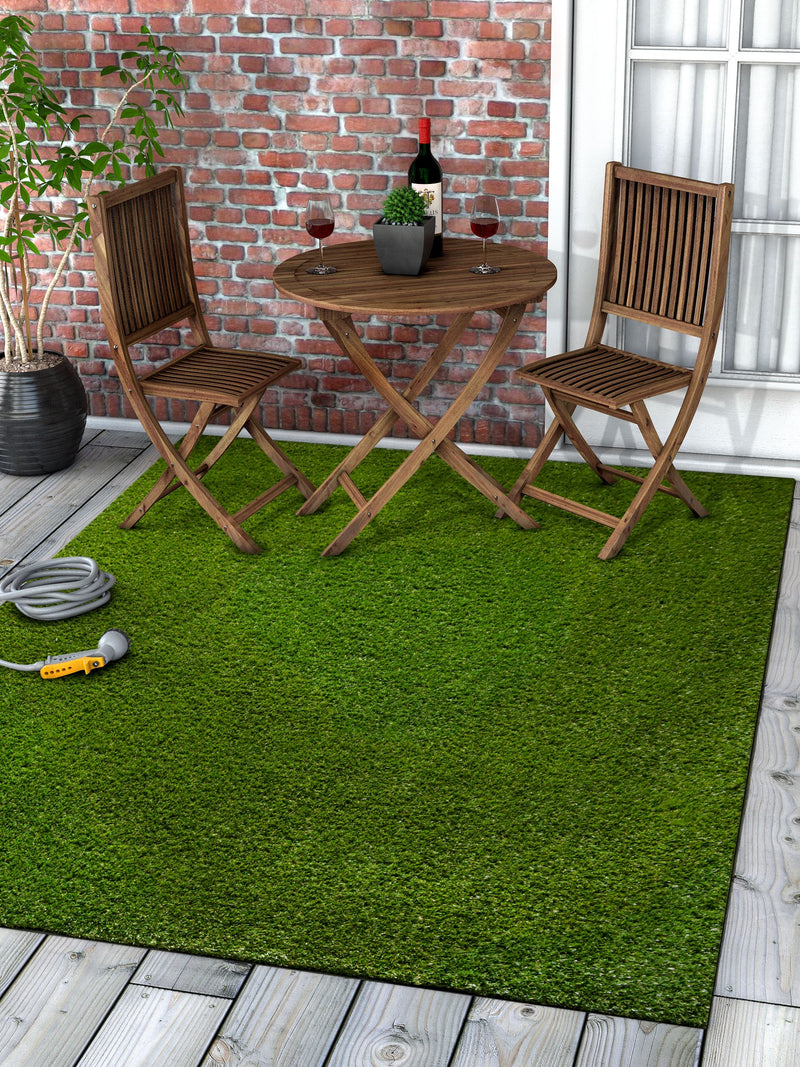 Grass Green Indoor/Outdoor Rug