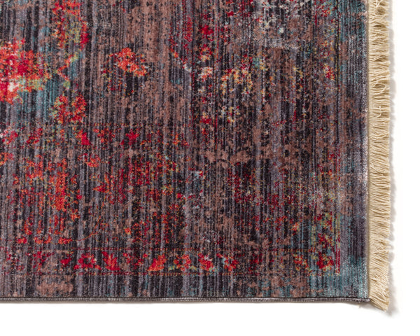 Oscar Brown Vintage Rug