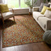 Florence Brown Traditional Rug