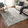 Sorrenti Blue Vintage Rug