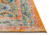 Sorrenti Orange Vintage Rug