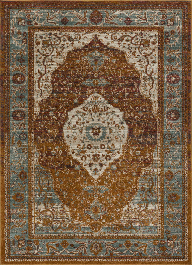 Molly Earth Vintage Rug