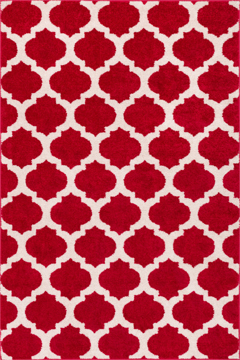 Red Rugs. An Ample Range of Shapes, Sizes, Designs – Well Woven