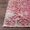 "Esin Red Persian Medallion One-of-a-Kind Handmade Wool Area Rug 6'9"" x 10'1"""