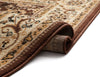 Tabriz Brown Traditional Rug