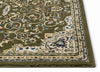 Isfahan Traditional Green Rug