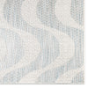 Alvito Modern Abstract Blue Flatweave Rug By Chill Rugs