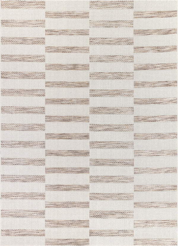 Cesar Modern Geometric Flatweave Rug By Chill Rugs