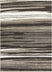 Oscar Grey Modern Abstract Lines Rug