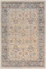 Paley Global Vintage Oriental Floral Cream Rug