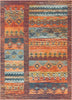 Aragon Multi Mid-Century Tribal Scandinavian Rug