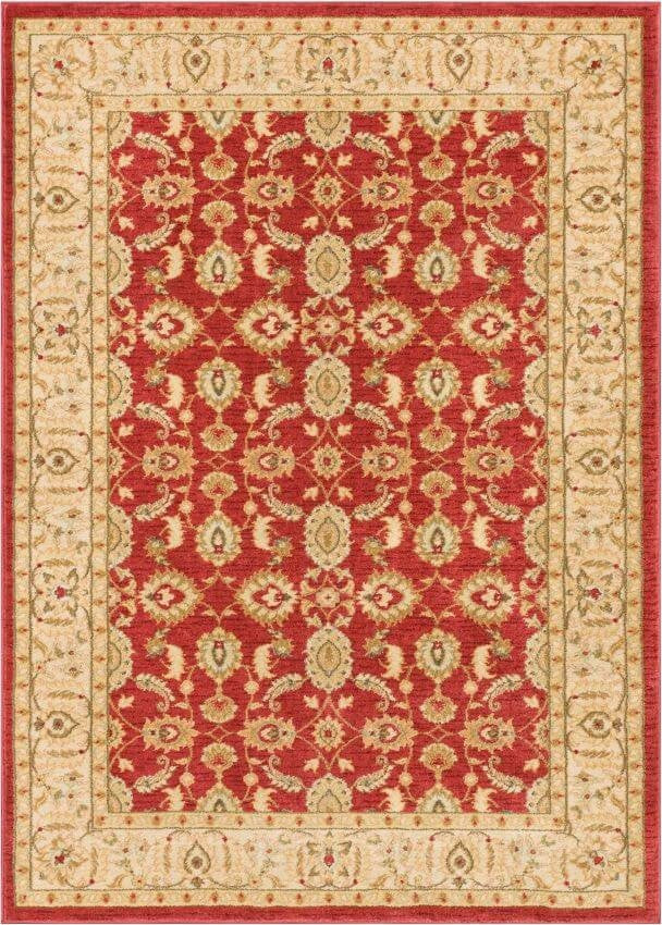 Seljuk Terra Traditional Rug Well Woven