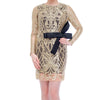 KYLIE DRESS - GOLD