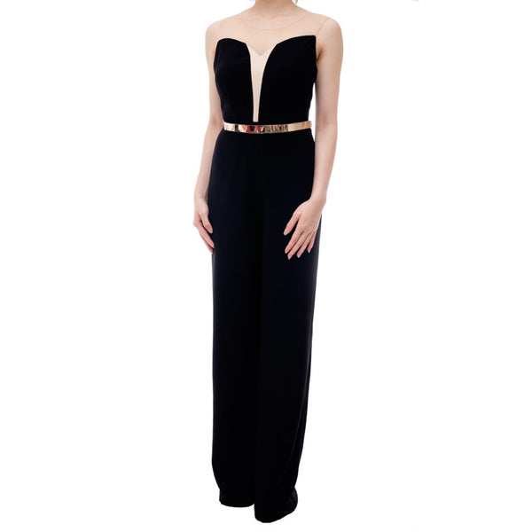 STAGNITE JUMPSUIT - BLACK