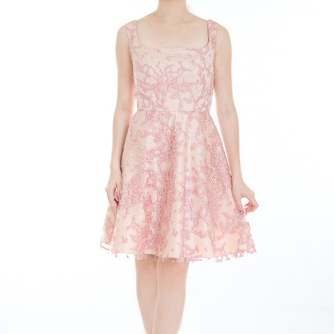 ELLIE DRESS - BABY PINK