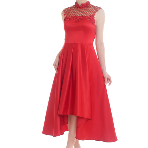 BETTY DRESS - RED
