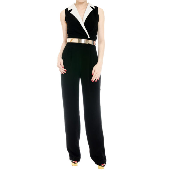 KIERRA JUMPSUIT - BLACK