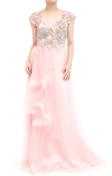 FAIRYTALE DRESS - BABY PINK