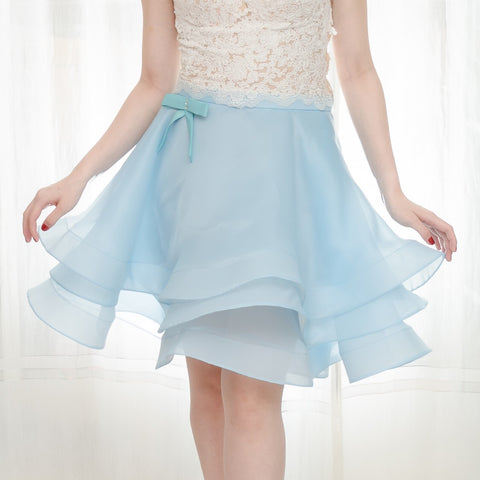 BALLERINA SKIRT -  SKY BLUE