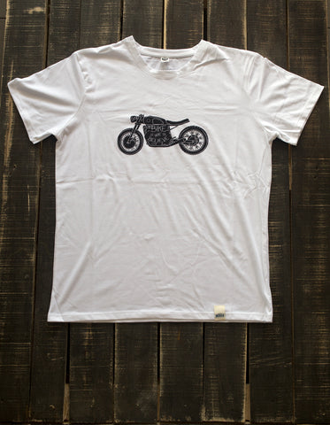 Mokka -  In Bike We Believe - Tee