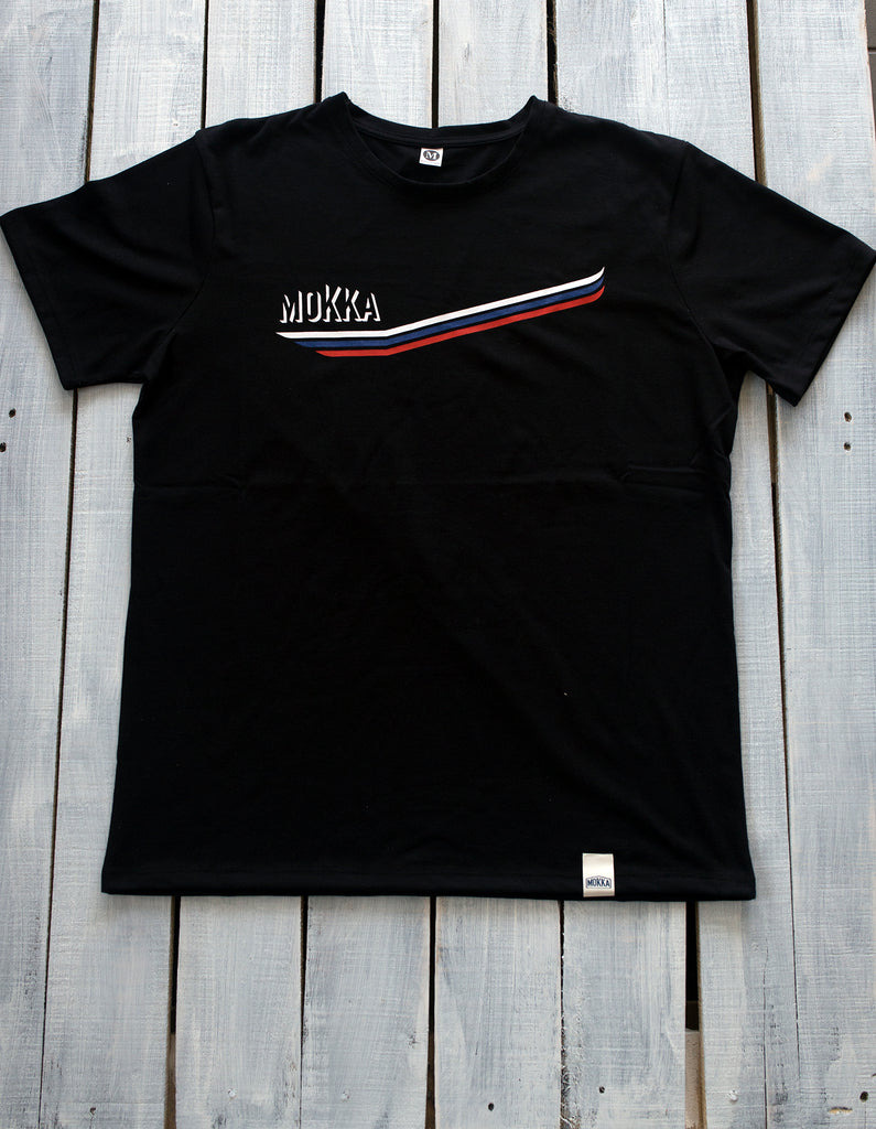 Mokka Stripes Tee