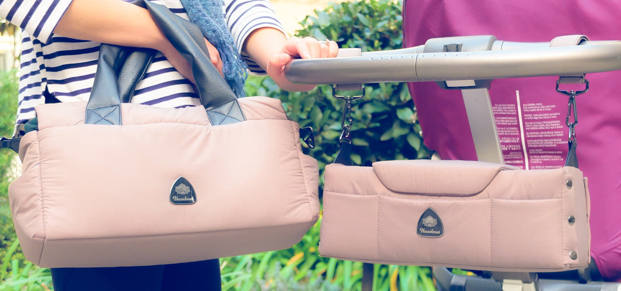 Hazelnut - Stroller Organizers, Bags, and Baby Accessories
