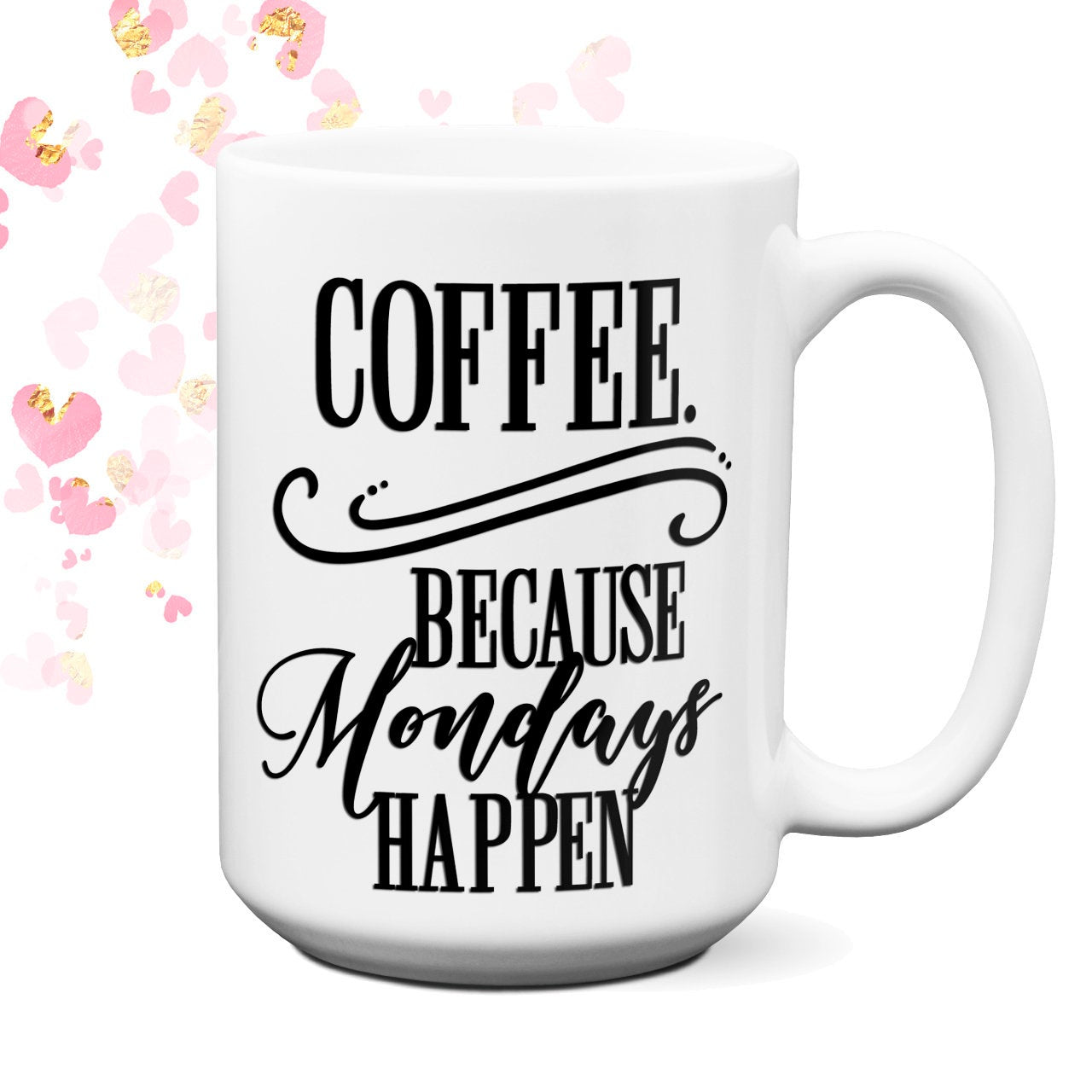 Large Funny Coffee Mugs with Sayings | Funny Coffee Cups | Coffee Lover Gift | Gift For Her | Gift For Him | Birthday | Girl Boss | Mom Gift
