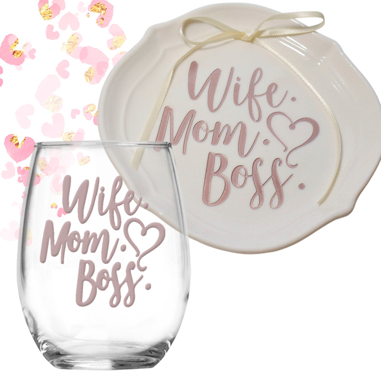 Home Products Wife Mom Boss Gift Set