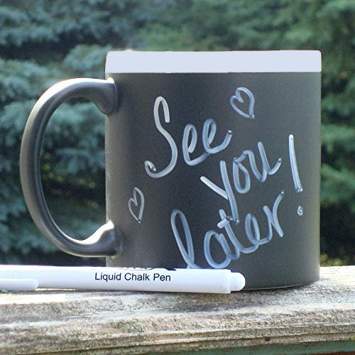 Jumbo Chalkboard Hitch and Go Camping Coffee Mug | Camping Coffee Mug | Outdoor Lover Gift | Camp Coffee Cup | Camper Gift | Camping Gift