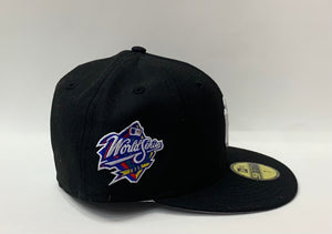 "New Era New York Yankee Fitted ""Black White"" (1999 World Series Embroidery) $45.00"