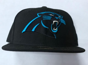 "New Era Carolina Panthers ""Black Blue"" $38.99"
