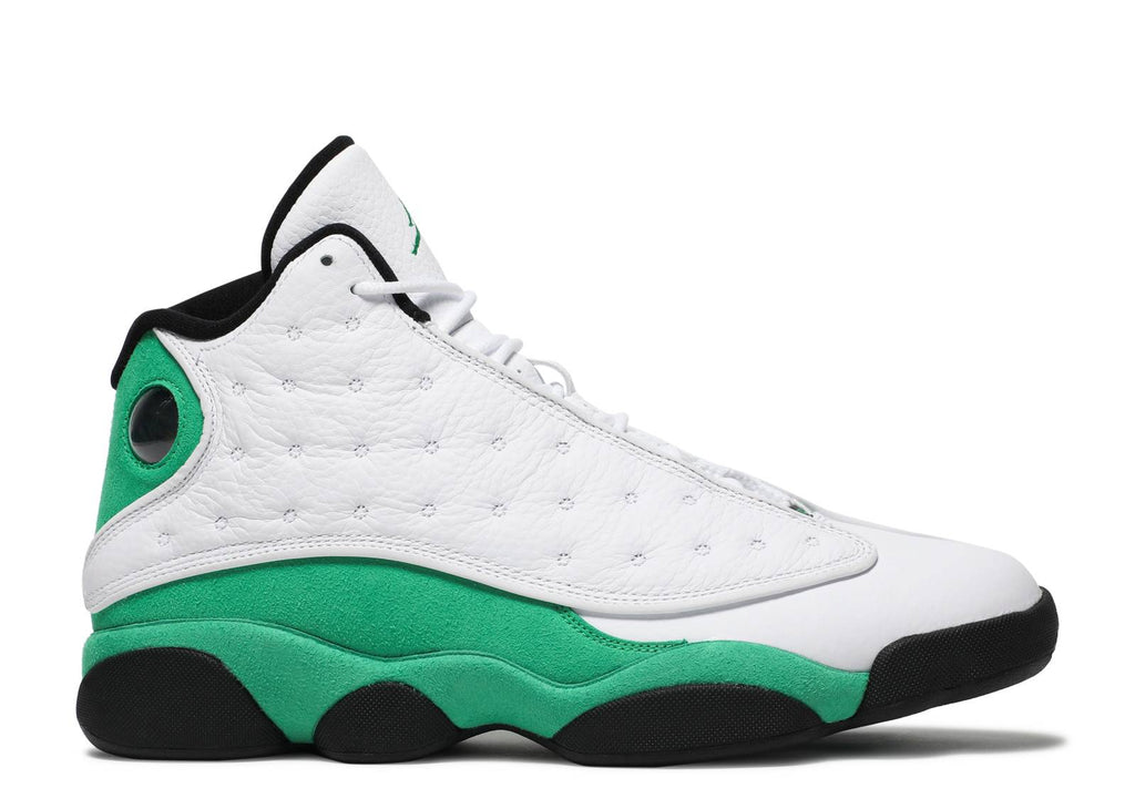 "Air Jordan 13 Retro ""White Lucky Green"""