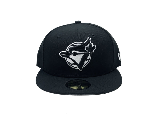 "Toronto Blue Jays Fitted ""Black White"""