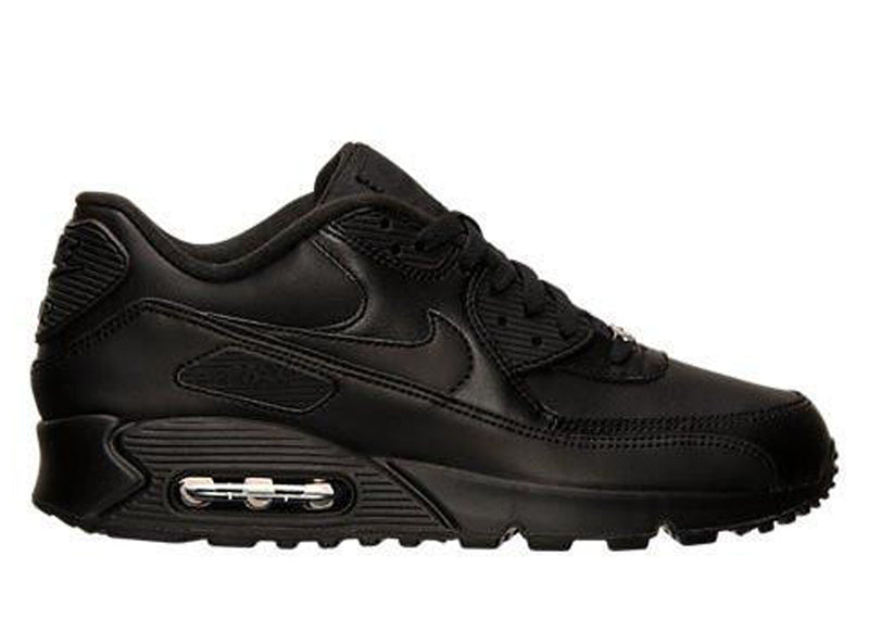 "Nike Air Max 90 LTR (GS) ""Black Black"""