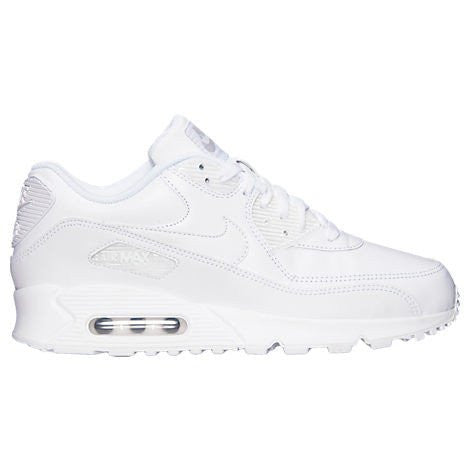 "Nike Air Max 90 LTR (GS) ""White White"""